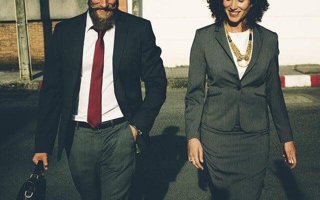 税務署の職員